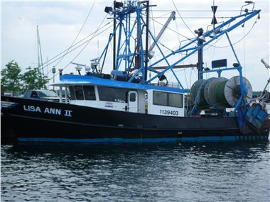 Groundfish Trawler